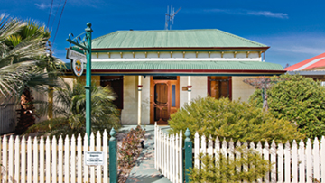 Accommodation Broken Hill